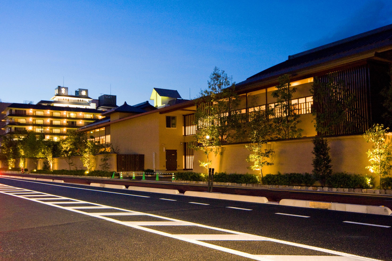 湯田温泉は山口観光の拠点にして山口市民の歓楽街である