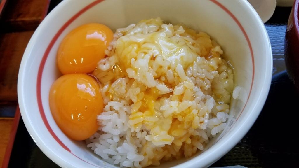 徳地の卵は美味!TKG専門店「とりたまの里」&「出雲ファーム」