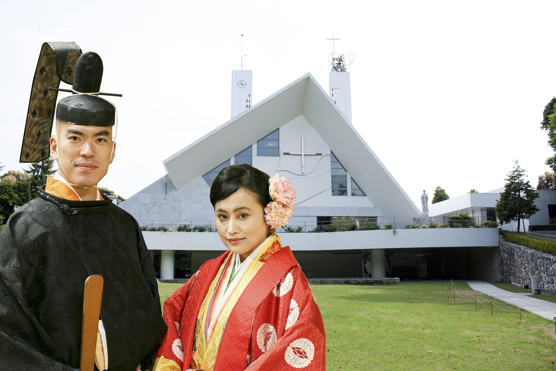 サビエル記念聖堂で結婚式ってできるの?できるよ!