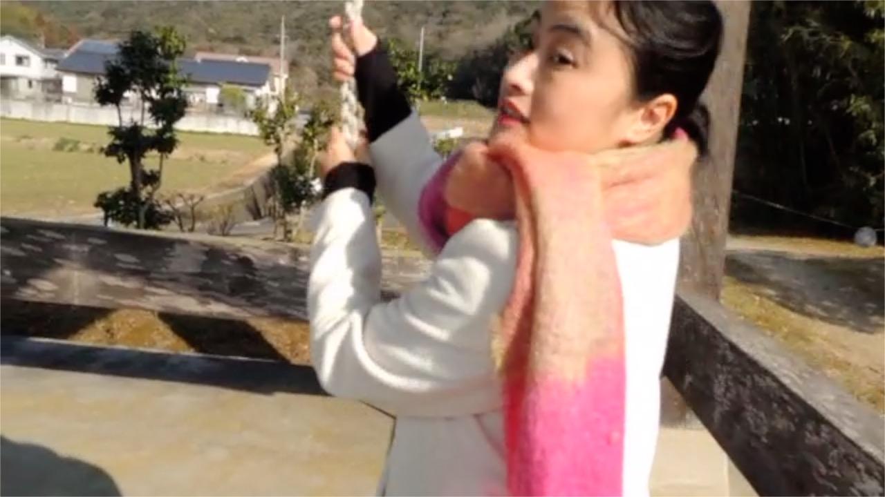 【動画】興隆寺で鐘をたたいてきた